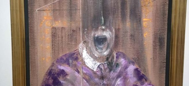 Francis Bacon - Screaming Pope
