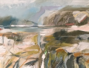 Coast, Early Spring - Hilary Fawcett