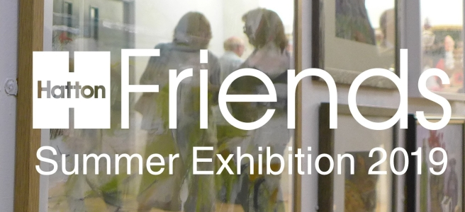 Friends' Summer Exhibition poster 2019